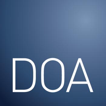 DOA logo